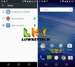 Apex-Launcher app