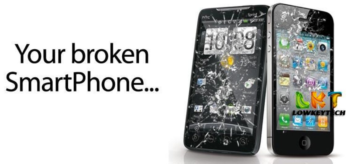 Things To Note Before Replacing Your Smartphone Broken Screen