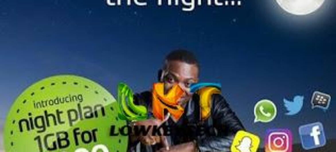 Etisalat Night Data Plan: 1GB For N200