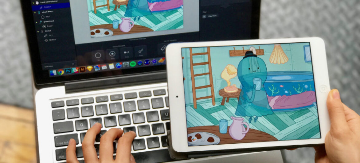 Hullabalu releases Lightwell, a platform for creating interactive storytelling apps