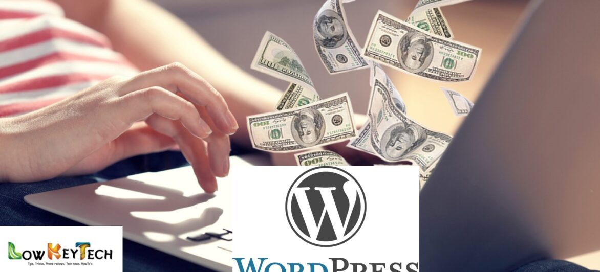 How To Make 1,000 Dollars Step By Step With CMS WordPress