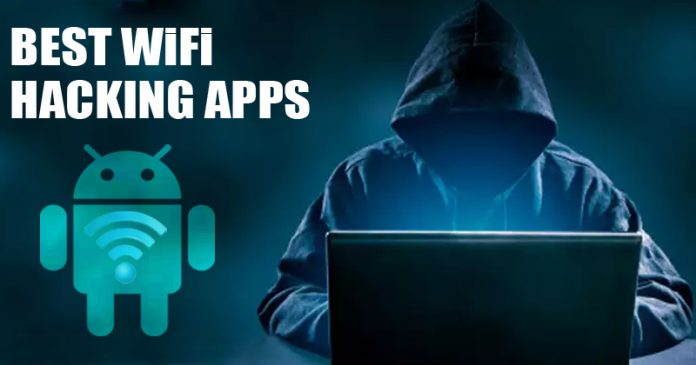 20 Best WiFi Hacking Apps For Android [2020 Version]