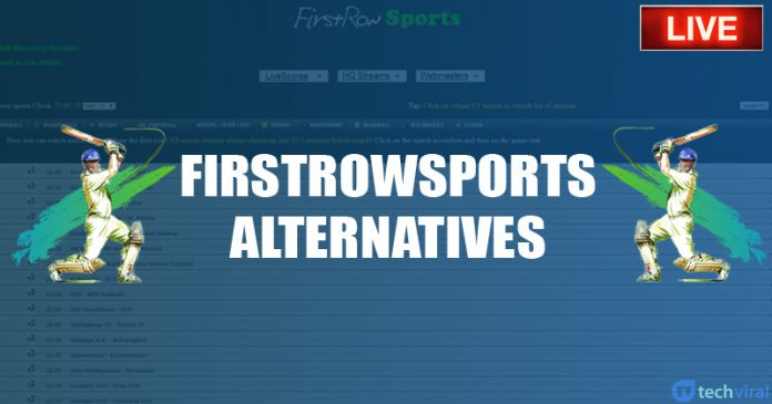 FirstRowSports Alternatives 2020 [Best Sports Streaming Sites]