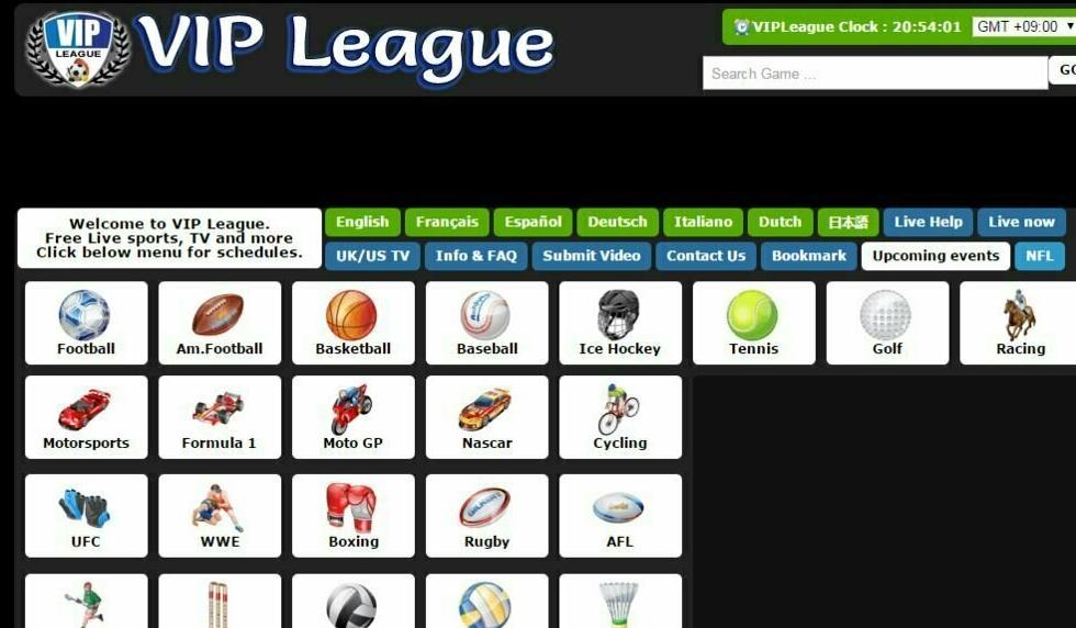 VIP League