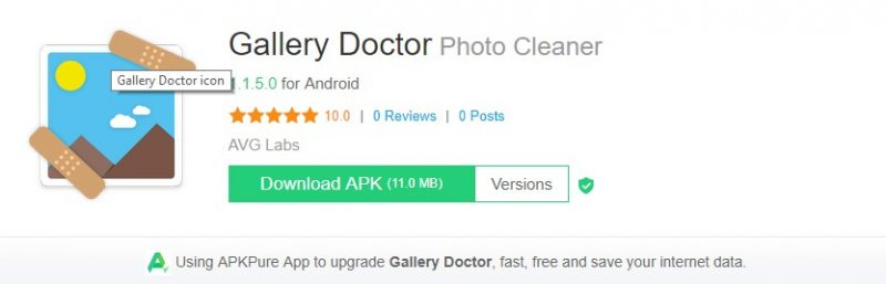 Gallery Doctor- Photo Cleaner