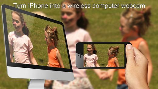 EpocCam Wireless Virtual Computer Webcam