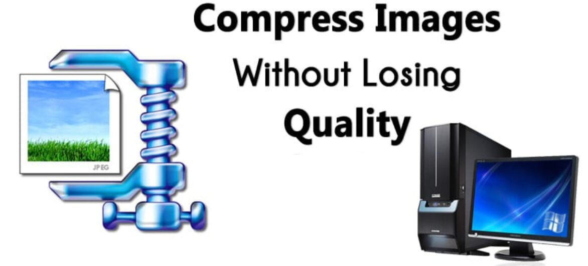 How to Compress Images Online without Losing Quality
