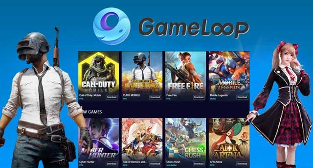 Gameloop Latest Version 2020 Download for PC