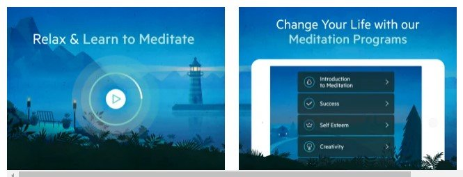 Relax Meditation Guided Mind