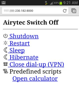 How To Remotely Shutdown Windows PC From Anywhere Using Phone