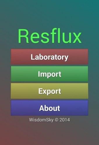 Using ResFlux
