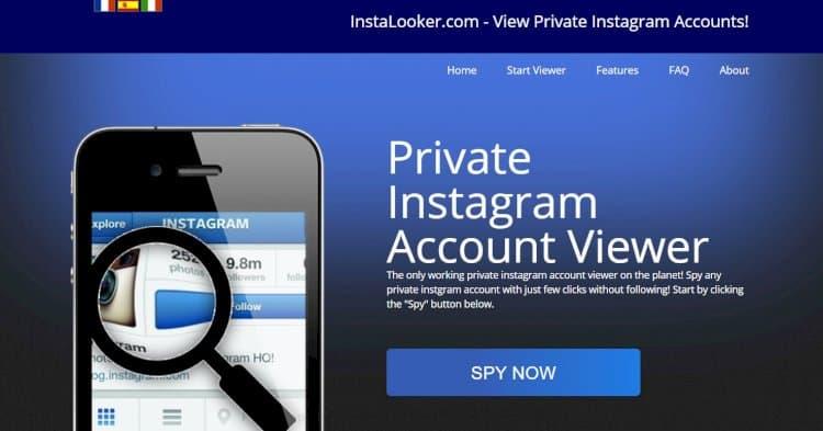 Private Instagram Account