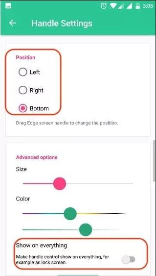 Using Control Center iOS 12