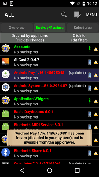 Get Rid Of Bloatware On a Rooted Phone