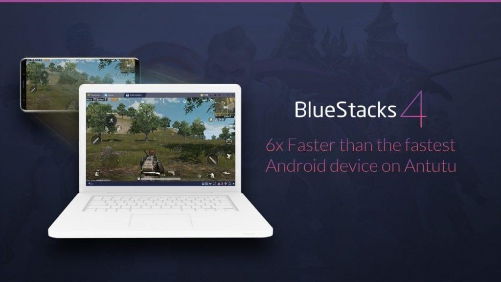 Bluestacks 4.0