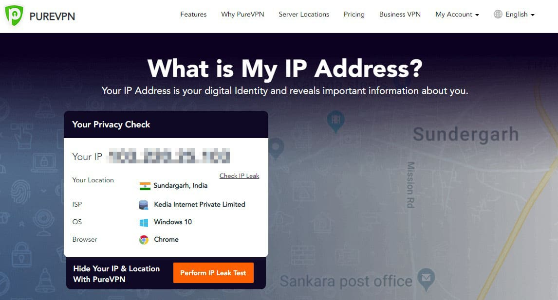 How To Check for IP Address Leak