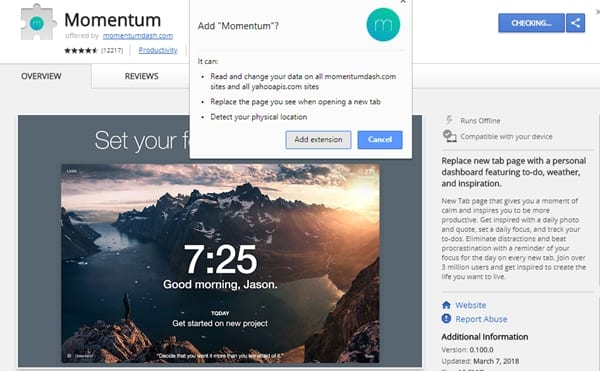 How To Convert New Tab Page Into Your Personal Dashboard In Google Chrome